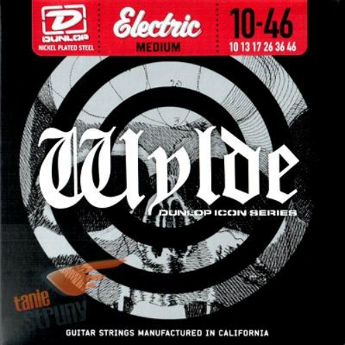 DUNLOP žice ZWN 10-46 za el gitaru (Zakk Wylde signature)