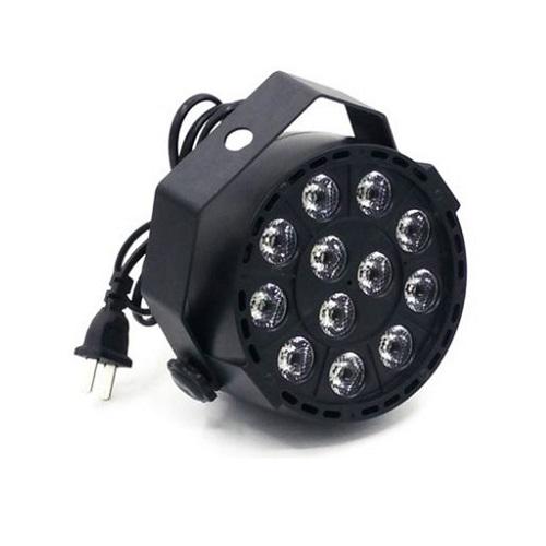 SAR Easy Light LED PAR 12 LED reflektor RGBW