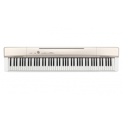 CASIO Privia PX160-GD stage piano zlatna boja