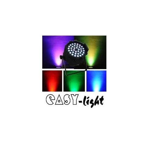 SAR Easy LED PAR108 (36x3W LEDs) DMX/Sound LED reflektor