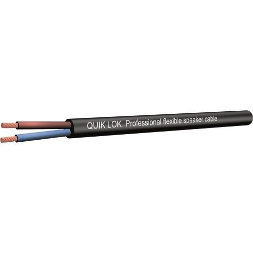 Q-LOK CA215 kabel za zvučnike 2x1,5mm diametar 7,0mm