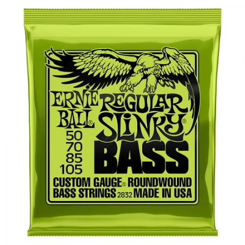 Ernie Ball Slinky P02832 BASS REGULAR 50-105 žice za bas