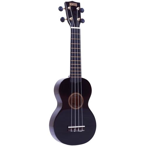 MAHALO MR1BK ukulele sa torbom crna boja