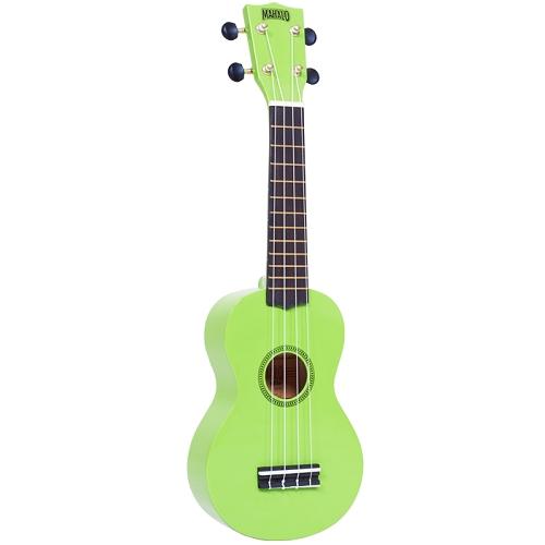 MAHALO MR1GN ukulele sa torbom zelena boja