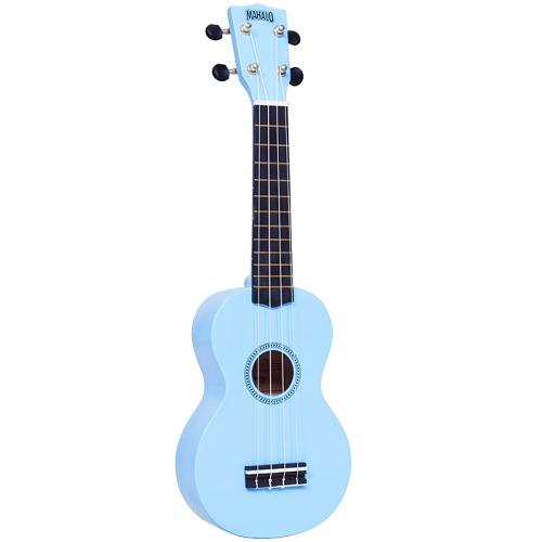 MAHALO MR1LBU ukulele sa torbom plava boja