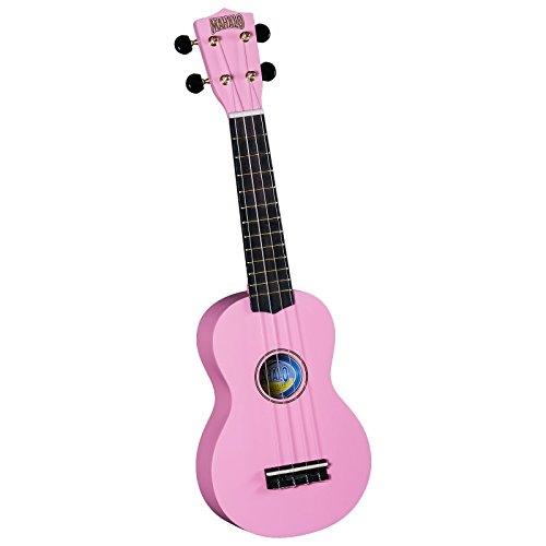 MAHALO MR1PK ukulele sa torbom roza boja