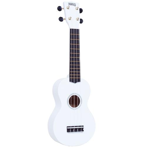 MAHALO MR1WT ukulele sa torbom bijela boja