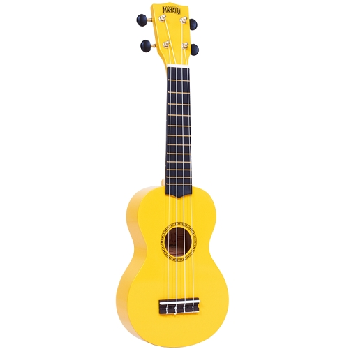 MAHALO MR1YW ukulele sa torbom žuta boja