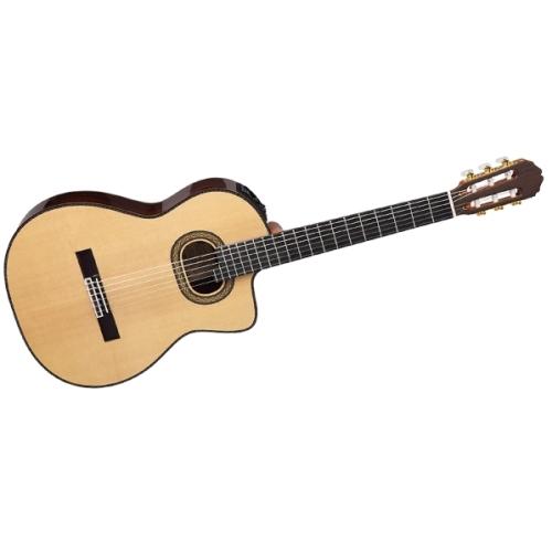 Takamine TH90 klasična ozvučena gitara sa koferom