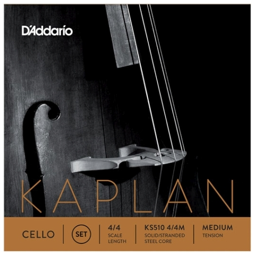 daddario KS510 4/4M žice za cello MEDIUM