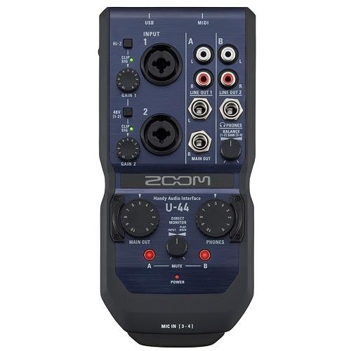 ZOOM U-44 USB zvučna kartica