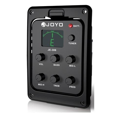 Joyo JE-306 elektronika za akustičnu gitaru