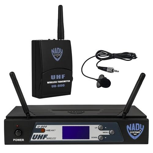 NADY U-800 LT UHF bežični buba mikrofon