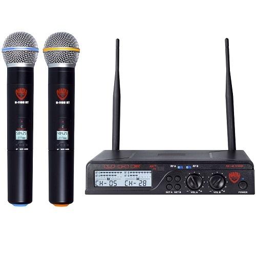 NADY U-2100 HT UHF dupli bežični mikrofon