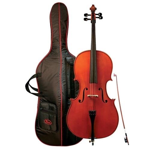 GEWA cello PS403.211 outfit 4/4 HW GEWApure set sa gudalom i torbom
