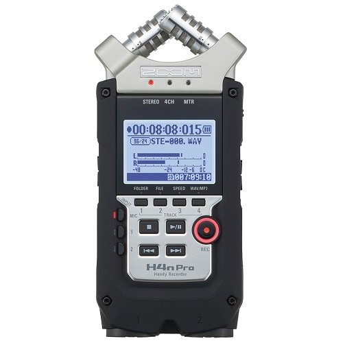 ZOOM H4nPRO portabilni audio snimač