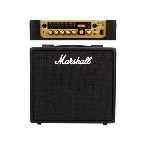 Marshall CODE25 25 watt combo pojačalo za gitaru sa efektima
