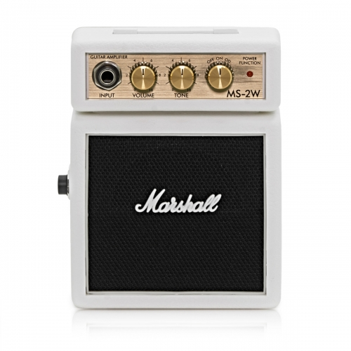 Marshall MS-2W white mini pojačalo