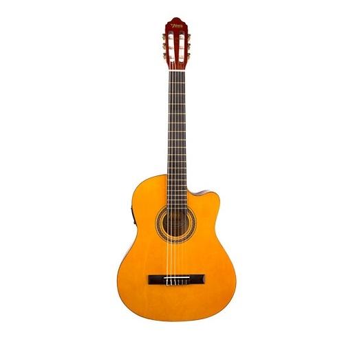 Valencia Klasična gitara VC104CE NAT cutway ozvučena - natural boja
