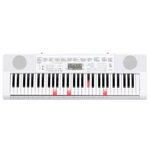 CASIO LK-247 lighting keyboard sintisajzer sa adapterom