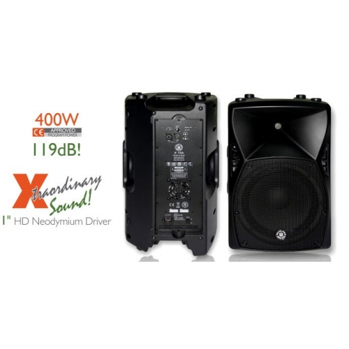 TOPP PRO X15A 15+1 400/800 watt aktivni zvučnik
