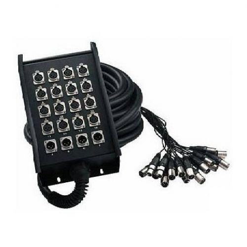 Q-LOK BOX638-30K 20 kanala (xlr-xlr) 30m multi kabel