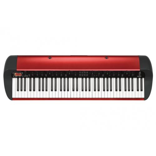 KORG SV1-73 -MR-ERP metalic red stage piano/sintisajzer