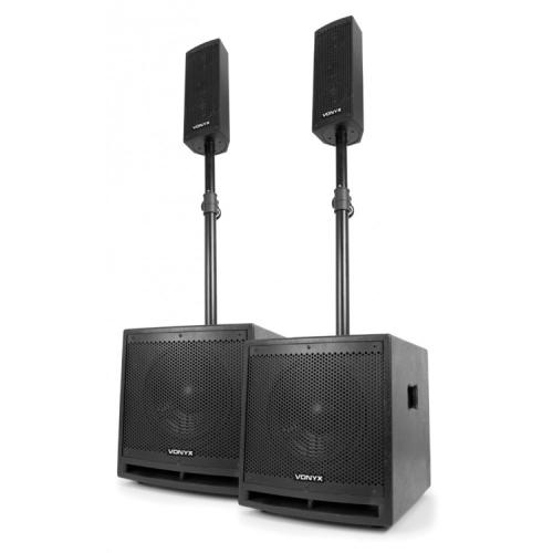 SkyTec VONYX VX1000BT komplet audio sistem
