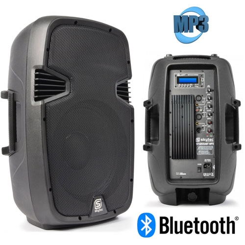 SkyTec SPJ1500ABT MP3 BT 12 800watt aktivni zvučnik