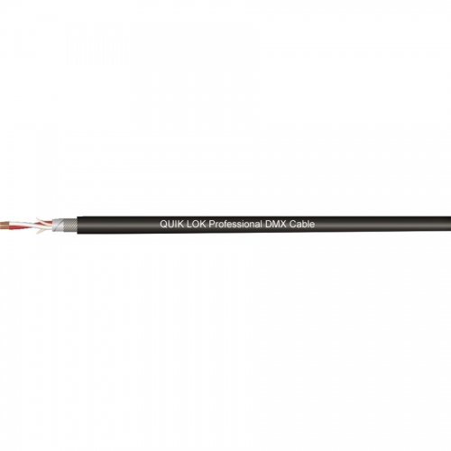 Q-LOK CM825 DMX 120ohm (2x0,25mm) digitalni kabel