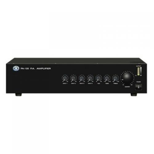 TOPP PRO PA120 120watt 100V mixer-pojačalo