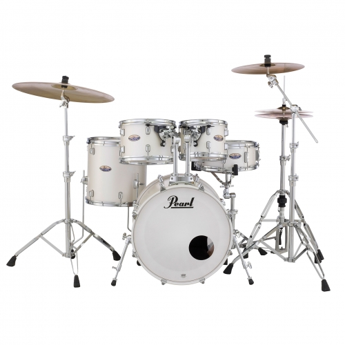 Pearl bubanj Decade Maple DMP925S/C229 White Satin Pear - akustični