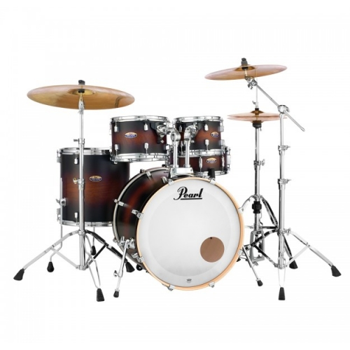 Pearl bubanj Decade Maple DMP925S/C260 Satin Brown Burst - akustični