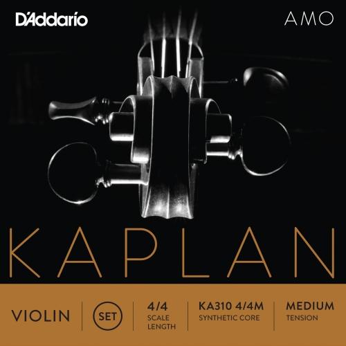 daddario KA310M KAPLAN AMO žice za violinu medium