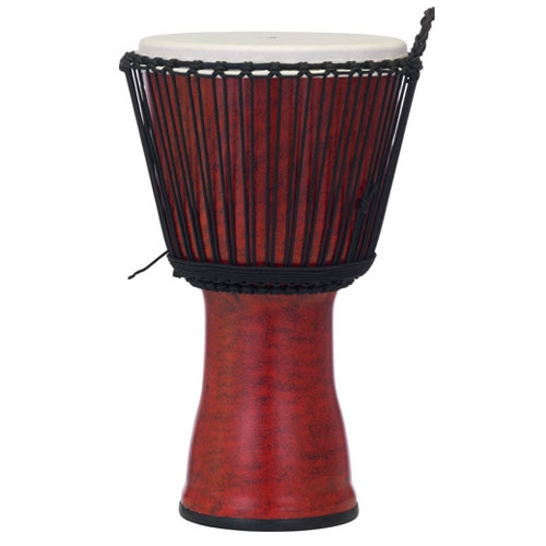 Pearl djembe PBJVR-12/699 12 Synthetic Shell - rope tuned