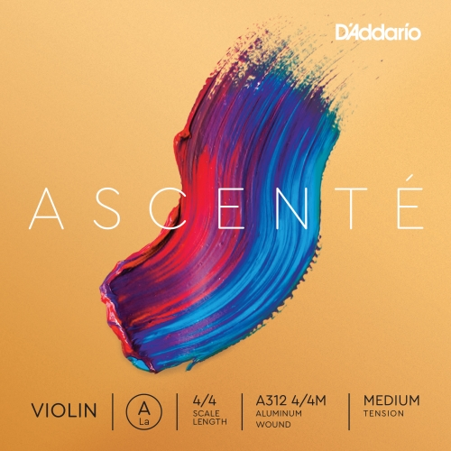daddario A312 4/4 M ascente A žica za violinu
