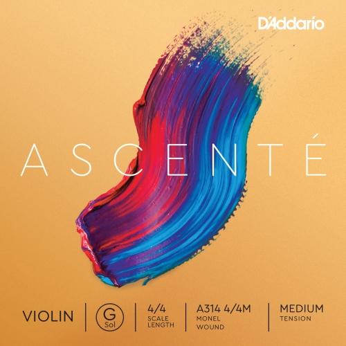 daddario A314 4/4 M ascente G žica za violinu
