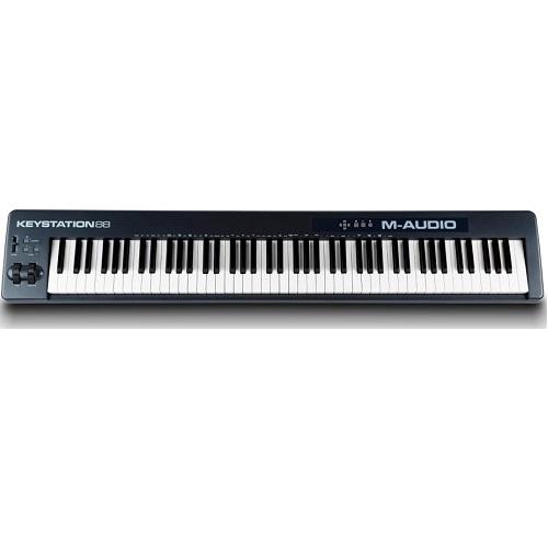 M-AUDIO Keystation 88 MKII midi keyboard controller