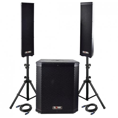 SAR KARMA COMBO-900 audio sistem 900W