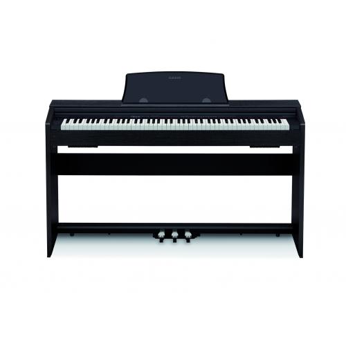 CASIO Privia PX770-BK (crna boja) digitalni pianino