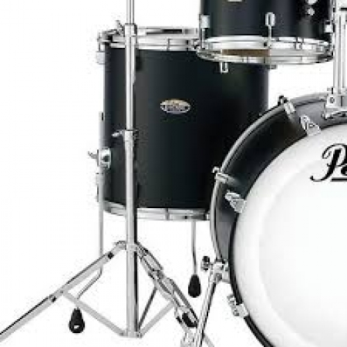 Pearl tom Decade Maple DMP1616F/C227 (satin black)