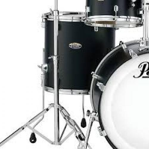 Pearl tom Decade Maple DMP1616F/C227 (satin black)