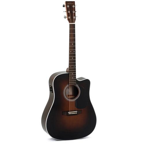 SIGMA DRC-1STE-SB akustična ozvučena gitara