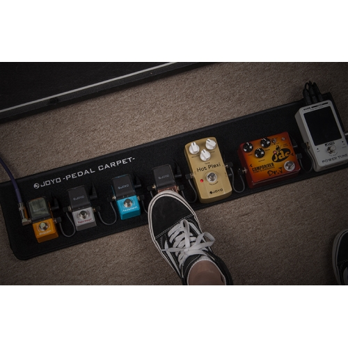 Joyo PC-B pedal carpet - pedalboard