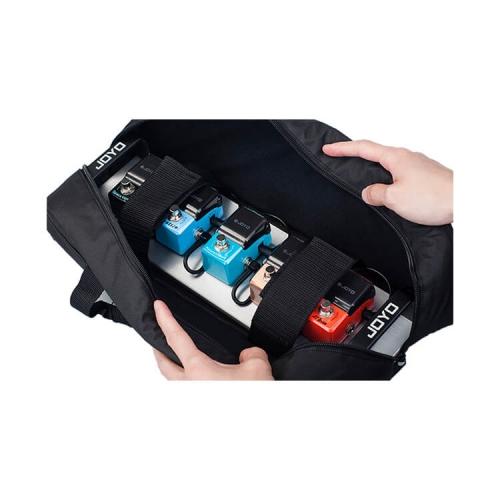 Joyo PF-B + PF-1 mini pedalboard sa torbom
