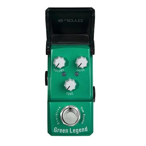 Joyo JF-319 Green Legend pedala