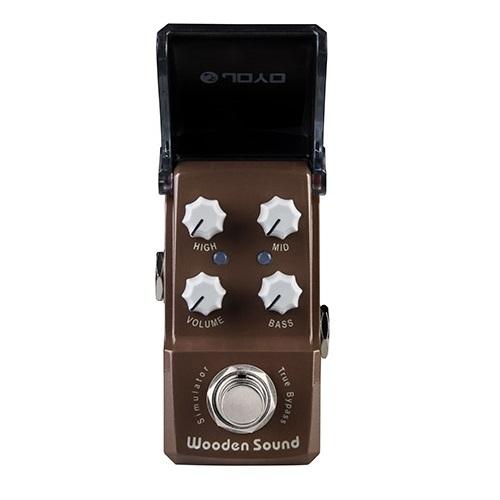 Joyo JF-323 Wooden Sound pedala