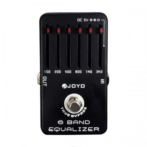 Joyo JF-11 6 Band EQ pedala