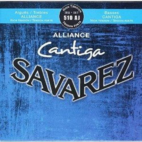 SAVAREZ 510AJ BLUE HIGH TENSION Alliance-Cantiga žice za klasičnu gitaru