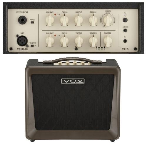 VOX VX50-AG pojačalo za akustičnu gitaru